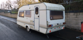 Looking for a 4 berth caravan Elddis