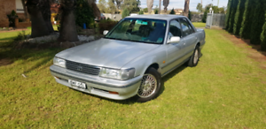 1990 MX83 Toyota cressida GRANDE auto rego sedan saloon cheap