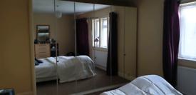 Large 6 Door Mirror Wardrobe - Delivery Available