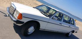 image for 1985 Mercedes-Benz W123, 250D LWB, 73,000 Miles, Pristine! £9,500 ono.