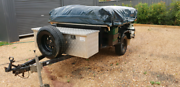 2012 GIC 18ft Camper Trailer - semi offroad Watsonia Banyule Area Preview