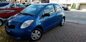 Toyota yaris 2008. Manuelle