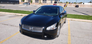 2009 Nissan Maxima SV Fully Loaded As Is