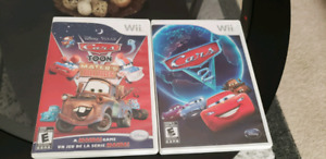 Wii Games... Cars  $20...