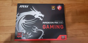 Radeon R9 290 OC Edition Graphics card