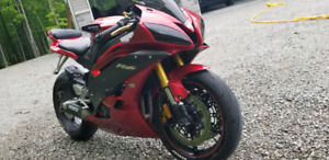 2007 Yamaha R6-Onky 3rd Owner