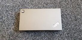 Thinkpad Pro USB 3.0 Docking Station