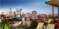 **Great new condo Downtown Montreal**