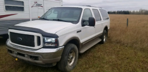 2005 Ford Excursion 6 liter diesel