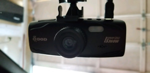 DOD LS360W Sony Exmor Powered Full HD Dashcam With 64SD Card