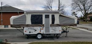 2015 Rockwood Freedom  Pop up Camper
