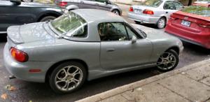 Miata 2000 nardo grey