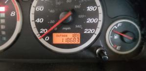 LOW KM 2005 Honda CRV AWD