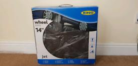"14"" wheel trims (Black) Brand New"