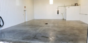 1250 sq ft new commercial space