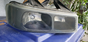 headlight for chevy van gms 2003 at 2010