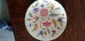 Minton Haddon Hall plate
