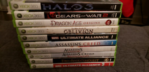 Xbox 360 Games for cheap