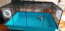Pets at home medium hamster cage