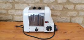 Iconic 1970's Dualit toaster Auto-2 retro