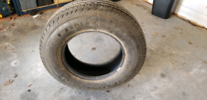 Continental LT245/75R17 - excellent, 1 only