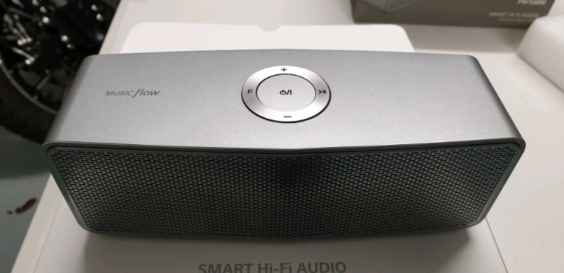 LG Musicflow H4 Portable Speaker Bluetooth and Chromecast   in West Parley, Dorset   Gumtree
