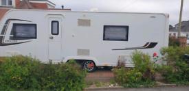 Lunar Delta RS 2014 caravan