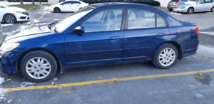 2004 Honda Civic LX ; Well Maintained