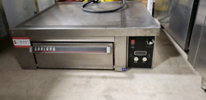 USED SINGLE DECK PIZZA OVEN