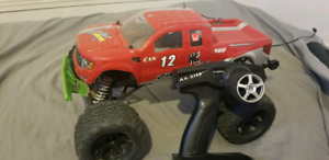 Traxxas stampede et ecx 2x4 brushed