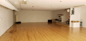 1,200 square foot space for lease
