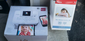 New Canon Photo Printer with WIFI