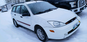 2002 ford focus wagon from winkler manitoba