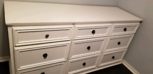 Beautiful solid wood dresser with lots of space