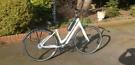 Gtech City step through electric bike