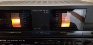 Sansui B-1000 Stereo Power Amplifier with 75 watts/channel