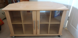Tv unit and matching nest of tables
