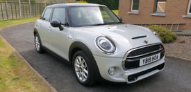 Mini Cooper S 5 door hatch