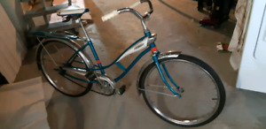 JC Higgins Vintage Ladies Cruiser Bike