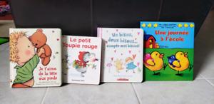 Kids French Board Books