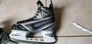CCM hockey skates size 5
