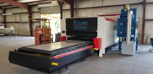 NEW Polaris L510 Fiber Laser Cutting System (#2025)