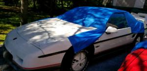 Pontiac Fiero INDY 500 /1984