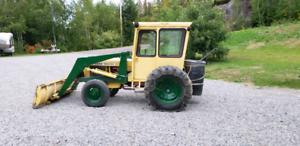 1976 John Deere  Industrial 301 Tractor Located in Kipawa Quebec