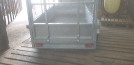 8ft4 x4ft 4builders trailer