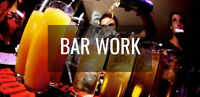 Hiring Part Time Bar Backs