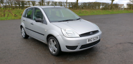 24/7 Trade Sales Ni Trade Prices For The Public 2005 Ford Fiesta 1.4 Z
