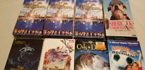 Children/ Family VHS Movies