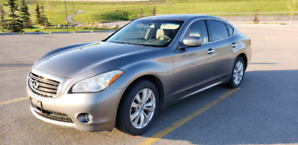 Luxury All Wheel Drive Infiniti M37X