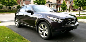 2009 Infiniti fx50s no accidents clean carfax